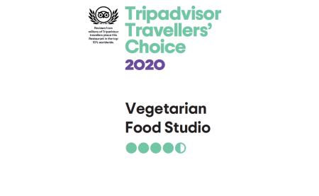 Trip Advisor Rated in top 10% restaurants world-wide 2020